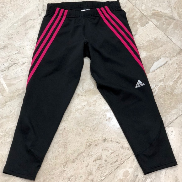 e613509fb2ea adidas Pants - Adidas Tights. Black Pink